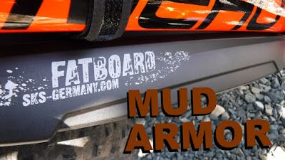 Mud Armor | SKS Germany Fatboard Set ~ Fatbike Republic
