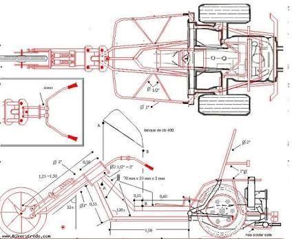 62 best trike frames images on pinterest vw trike dream cars and rh pinterest com vw trike wiring diagram VW Wiring Harness Diagram