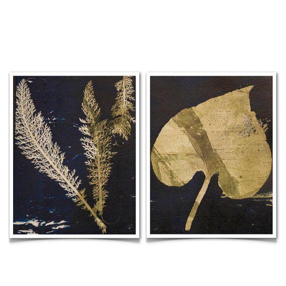 Art Painting Print  two prints of original art work by HelenKilsby