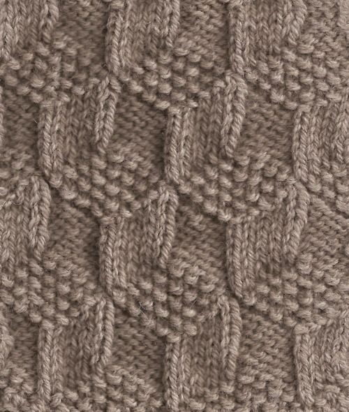 Great knitting stitch pattern #knit