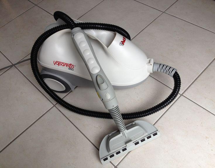 Un nettoyeur vapeur avec tous ses accessoires pour le nettoyage en profondeur de votre maison. #Location nettoyeur vapeur #Vaporetto 950 #Morestel (38510)_www.placedelaloc.com