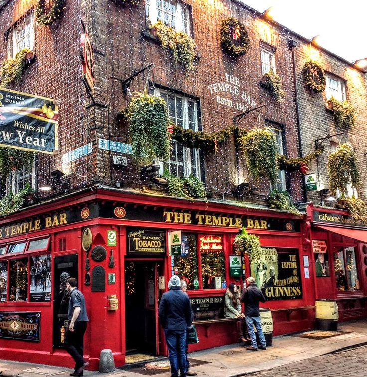 temple bar 5 things to know about ireland before you go