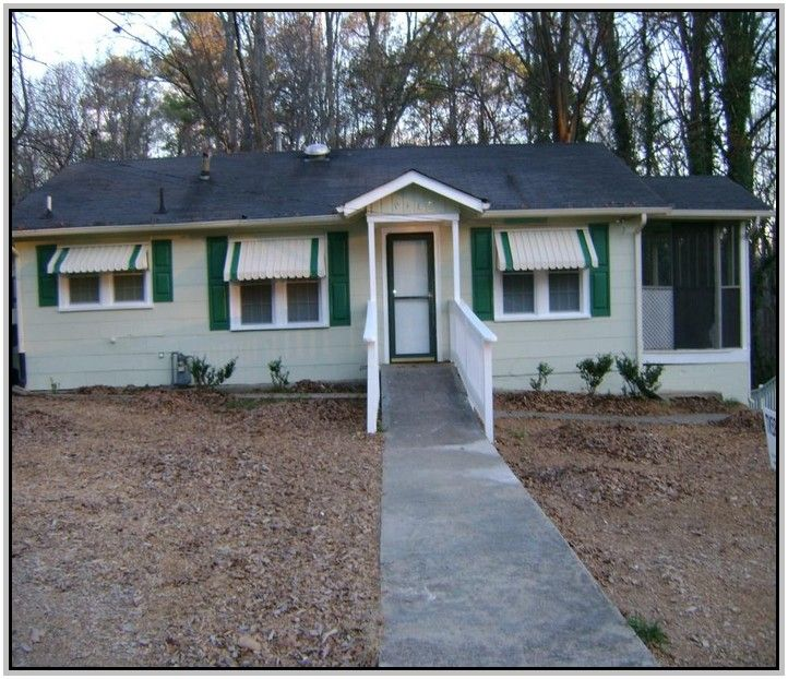 2 Bedroom Section 8 Houses For Rent In Atlanta