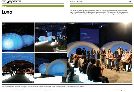 #LUNA #PORTABLE #MULTIFUNCTIONAL #BAR #SAMPLING #EXHIBITION #ENGAGEMENT #MEETING_ROOM  #Inflatable #Temporary #Structure #Events http://www.brandinteractivation.com/