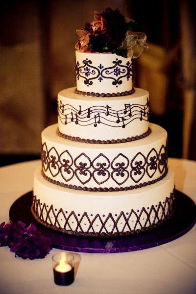 Cake Design Em Lisboa : 25+ best ideas about Music Wedding Cakes on Pinterest ...