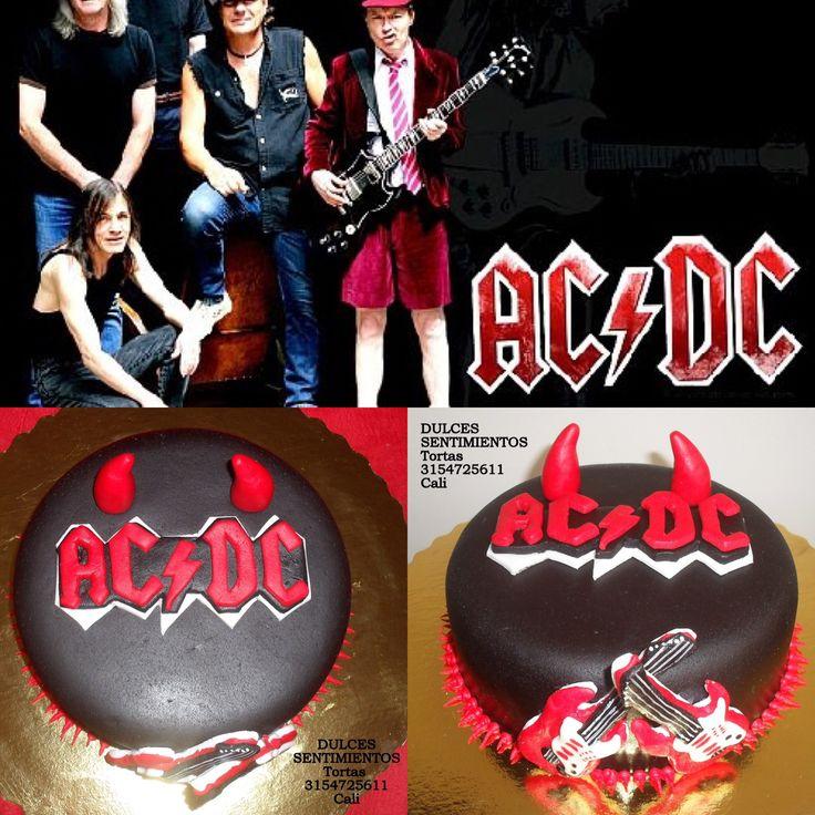 ACDC la torta  Hecha en Cali Colombia