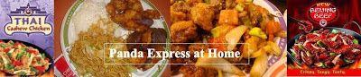 Panda Express Copycat Recipes almost the entire menu