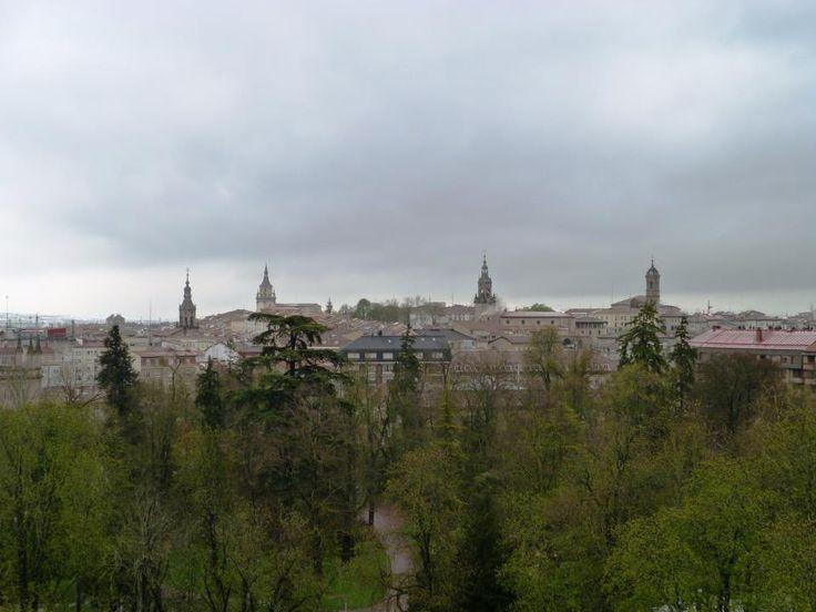 Vitoria-Gasteiz... capital del País Vasco y ciudad verde europea 2012.