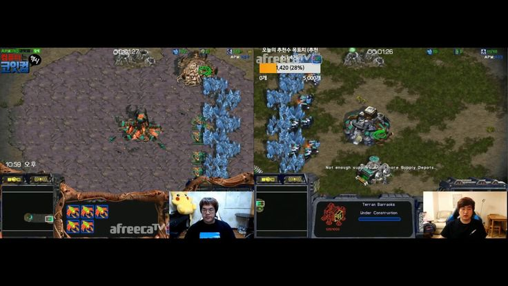 [BW] Larva 4-pools vs Flash #games #Starcraft #Starcraft2 #SC2 #gamingnews #blizzard