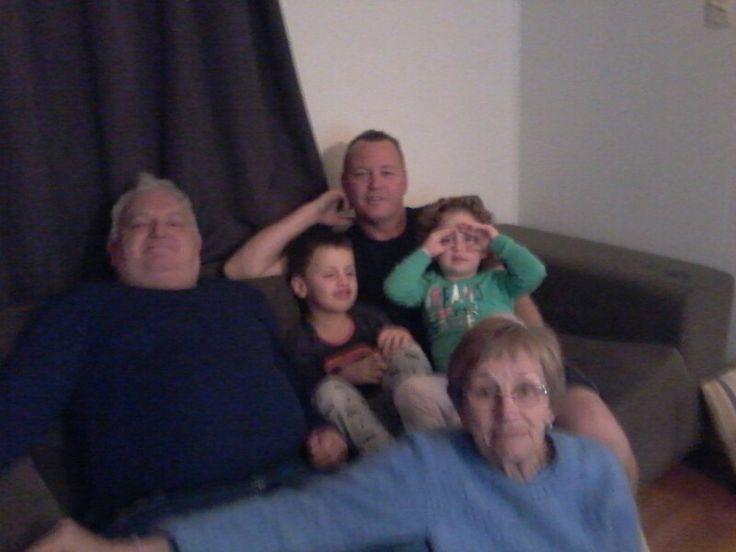 More drury family