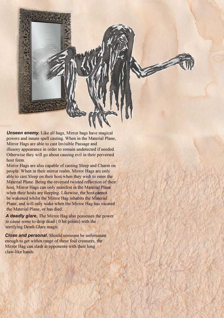 Mirror Hag MM Description page 3