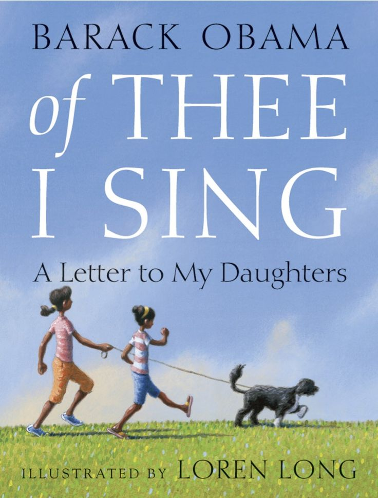Of Thee I Sing by Barack Obama - a great read for Black History Month
