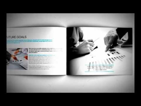 163 best best company profile design and printing service KIIC - professional business profile template
