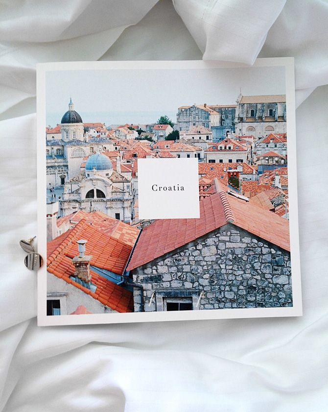 Editor's Picks: To Travel, To Travel | Croatia Photo Book | AU Blog - www.artifactuprising.com