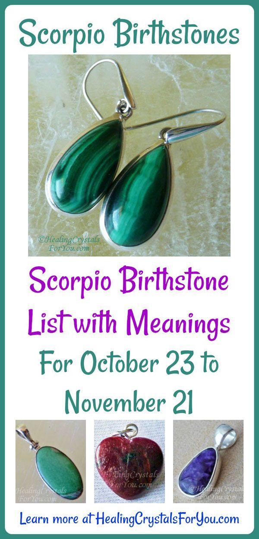 The 25+ best Birthstone list ideas on Pinterest ...