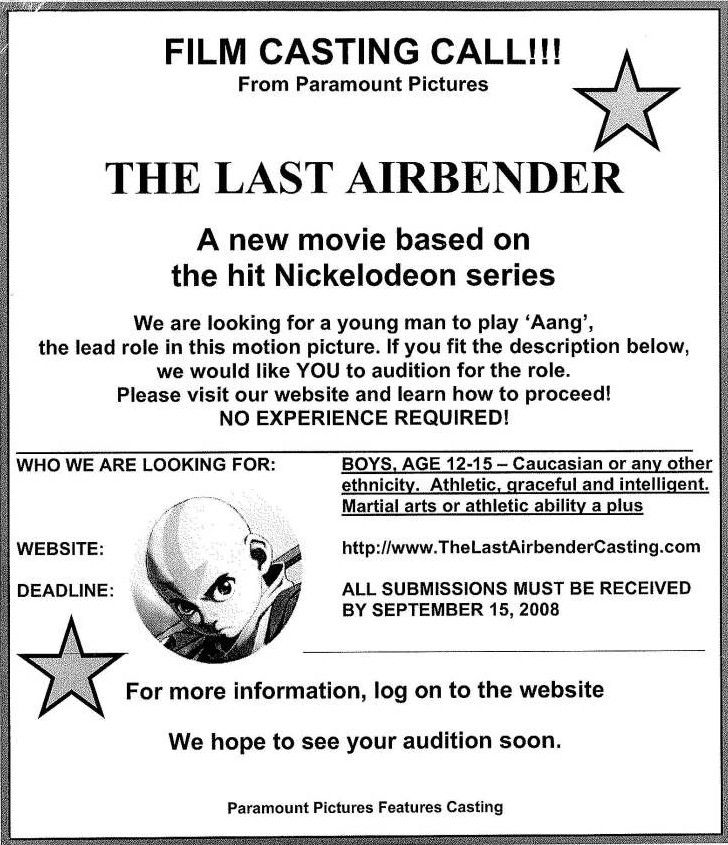 8 Best Audition Flyers Images On Pinterest