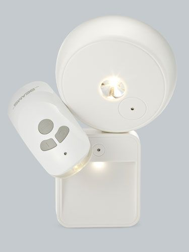 Mr. Beams Wireless Power Outage Lights provide instant light to keep families safe during a blackout