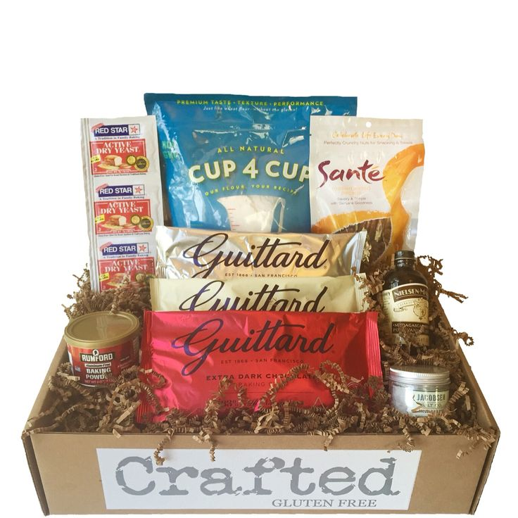 27 best gluten free gift boxes images on pinterest gift boxes the perfect gf mothers day gift the gluten free gourmet baking box from craftedglutenfree negle Choice Image