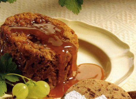Sticky Caramel Pudding