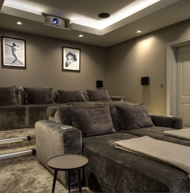 Untitled In 2020 Home Cinema Room Home Theater Rooms Home