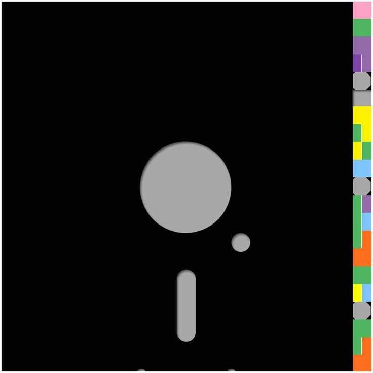 Album cover Blue Monday - New Order, by Peter Saville