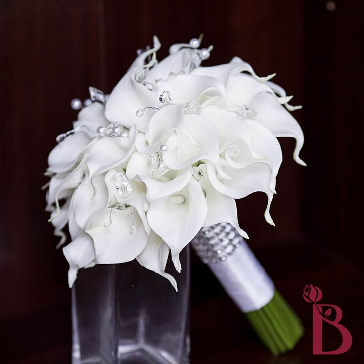 Silk Wedding Flowers In Maryland : Best images about realtouch wedding bouquet collection