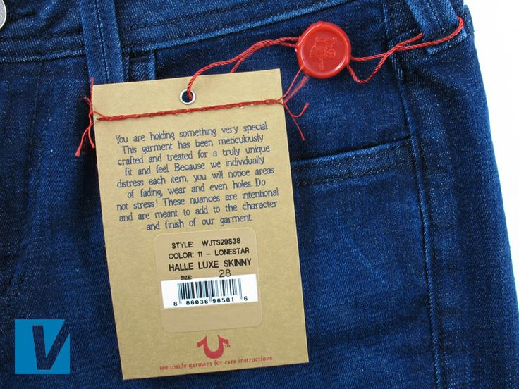 Pin on Are my True Religions Jeans Fake?