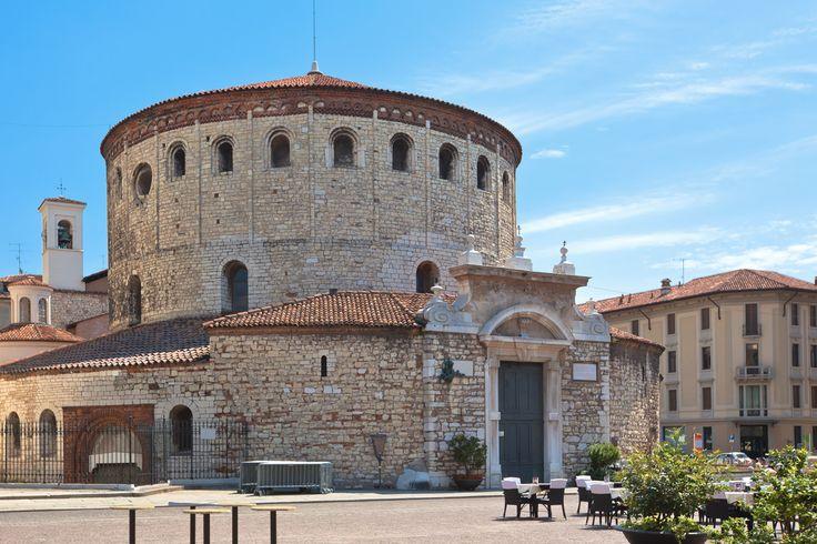 Brescia Duomo vecchio | Viajar a italia, Italia, Viajes