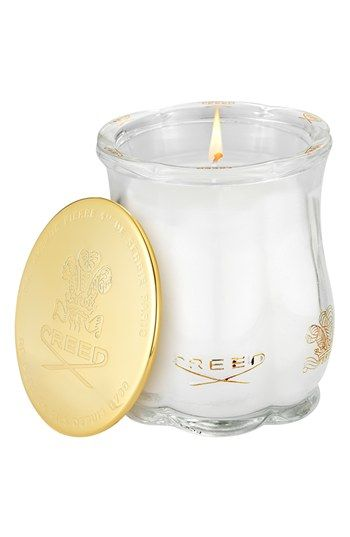 Creed 'Silver Mountain Water' Candle http://rstyle.me/n/edr7ar9te
