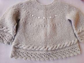 ¡¡Buenas tardes!! Volvemos con los conjuntos en lana, que también podéis hacer en algodón 100% para que sea mas veraniego. Este es un co...