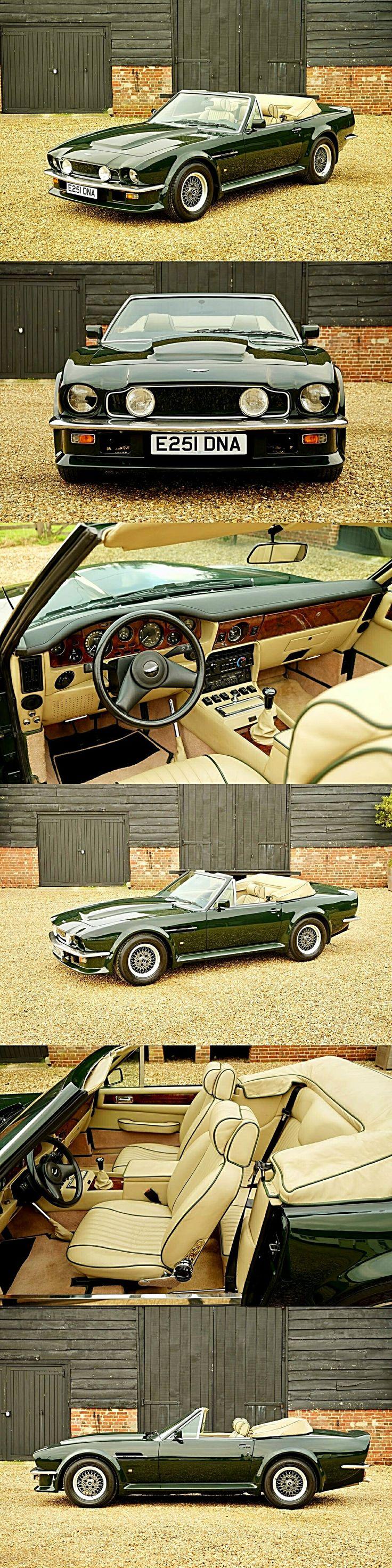 1987 Aston Martin V8 Volante X Pack
