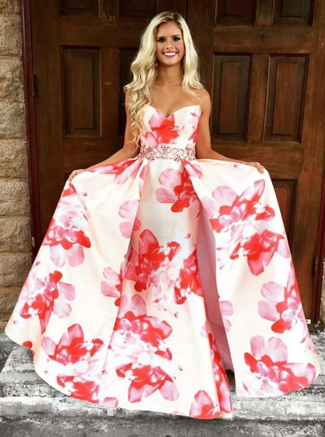Best 25+ Floral formal dresses ideas on Pinterest | Summer ...