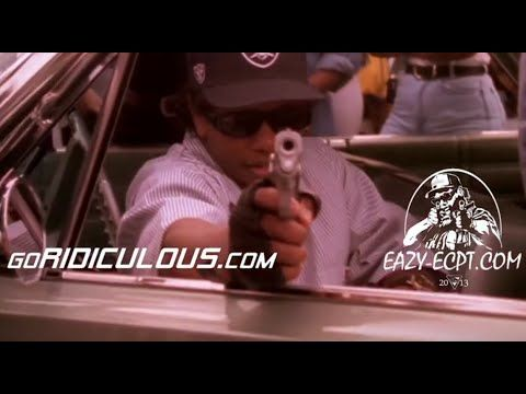 Eazy-E ft. B. G. Knocc Out & Dresta - Real Muthaphuckkin G's (Director's Cut)