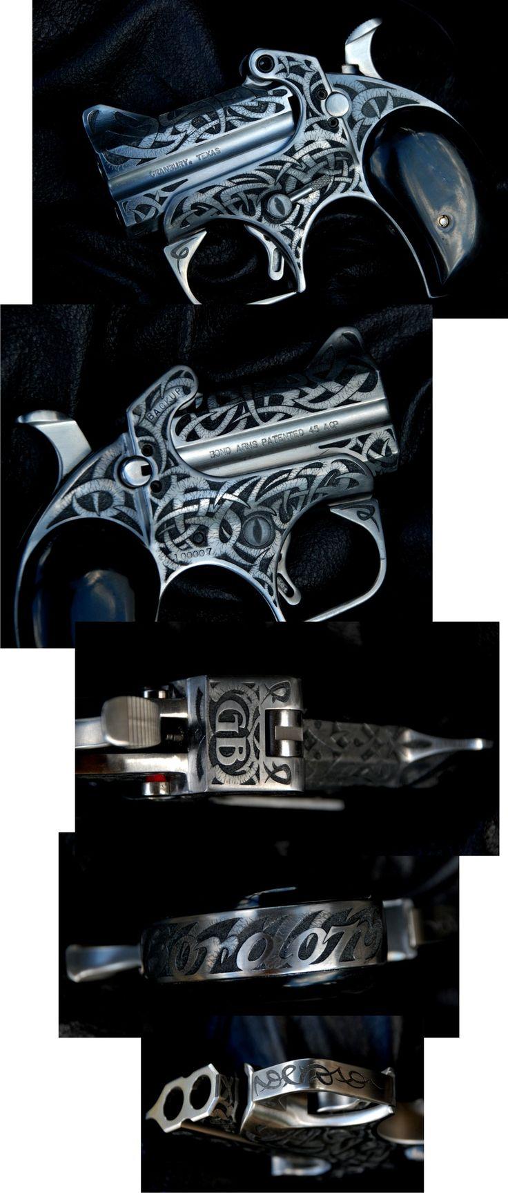Bond Arms Derringer Backup