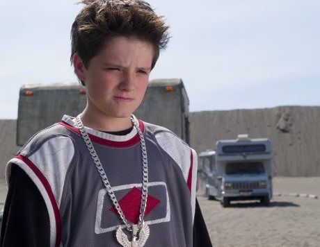 This is what Josh Hutcherson looked like in 2006.  Wow...what a change...Also, highly recommend RV the movie with Robin Williams.