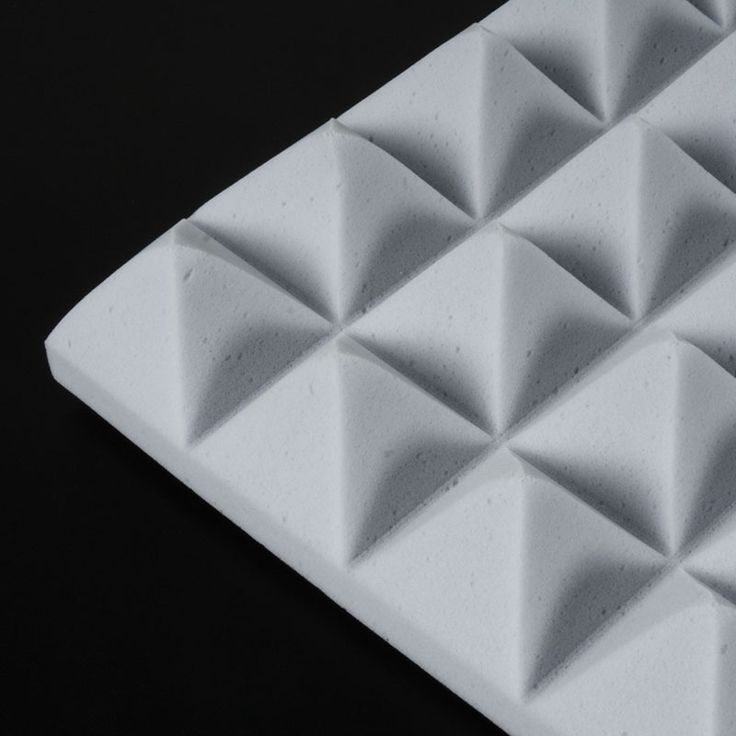 ESPUMA ACÚSTICA E IGNÍFUGA Esta espuma acústica e ignífuga es un panel acústico absorbente de espuma de melamina perfecto para aislamientos acústicos. Es autoportante, absorbe ecos y reverberaciones y es ignífugo. Muy fácil de instalar. http://www.mwmaterialsworld.com/es/novedades/espuma-acustica-e-ignifuga.html #MWMaterialsWorld #Acousticfoam #espumaacustica