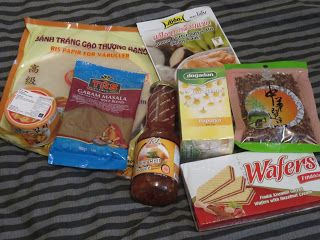 Add Norwegian Lifestyle: Making a Home A Visit to a Local Asian Grocery Store
