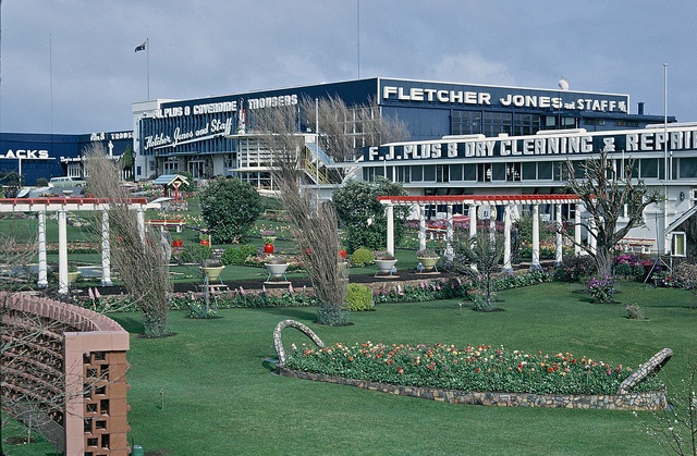 Fletcher Jones Factory, Warrnambool 1963