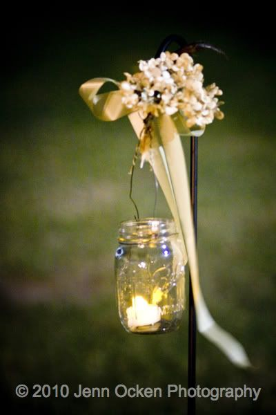 Lovely decoration for a wedding ceremony