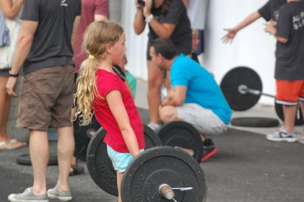 Kids of CrossFitters want to compete, too. The inaugural IronWorks Youth Challenge will be the biggest CrossFit competition for kids ever, giving them their own Games-style experience.