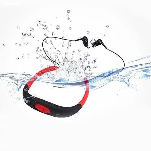 Aqua Tunes Bluetooth Waterproof Multi Digital music player.. It has a smart and clean design, no need for extra cable or headphone lines, very easy to install or take out.. Made from very strong and f