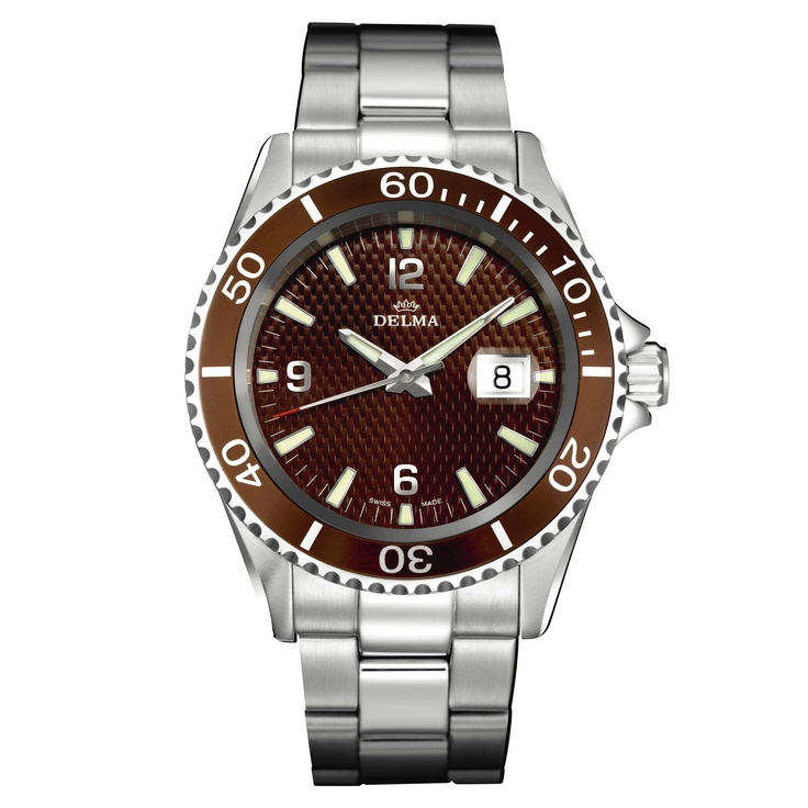 Delma Santiago Quartz Watch