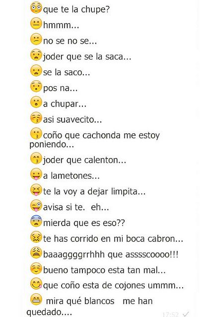El verdadero significado de los emoticonos del WhatsApp by ibarakaldo, via Flickr
