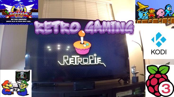 EASY Raspberry PI 3 With Retro Gaming and KODI  –  SSWI TV SSWI TV     #RaspberryPi #RaspberryPi3 #retroGaming #Sega #NeoGeo #NES #SNES  #Gaming #RetroPie #Kodi