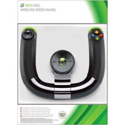 Chollo en Amazon España: Volante Inalámbrico Speed Wheel para XBOX 360 por solo 24,46€, es decir, un 51% de descuento sobre el precio de venta recomendado