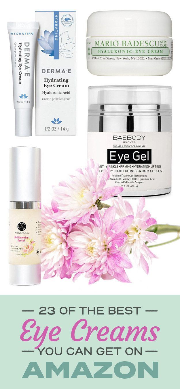 Puffiness, dark circles, and crow's feet can take a walk.