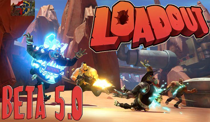 Hola Loc@s!!!  Beta Loadout 5.0 Sneak Peek  Vienen los Aliens!!!!! Nos ponemos a manos de la Beta de Loadout 5.0 y probamos la version Pve.  Grandes cambios en la fabricación de armas. Principales caracteristicas y muestra de la primera campaña Pve  Recordaros que el Juego es totalmente gratuito y esta disponible tanto para pc como para PlayStation 4 http://youtu.be/xOPeoTpoo7E