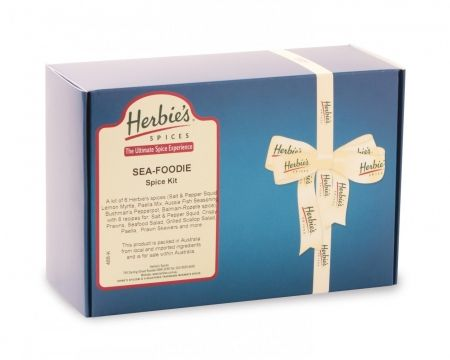 Sea Foodie spice kit - hardtofind.