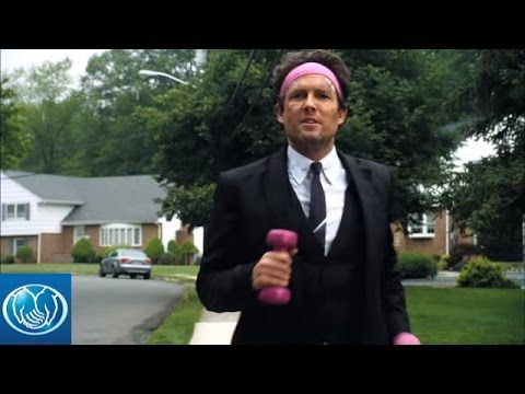 Jogger Commercial | Allstate Mayhem - YouTube