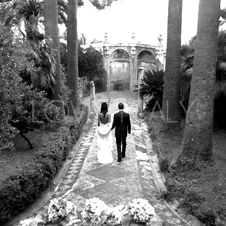 love in Italy.